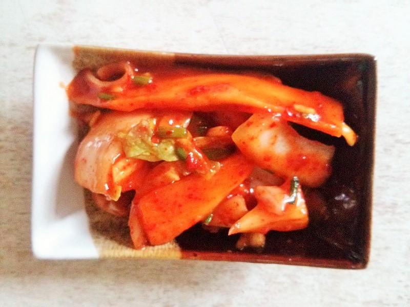 kimchi świeże