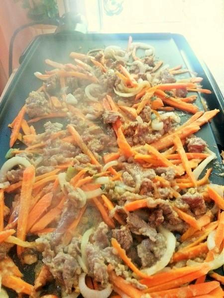 bulgogi - grill
